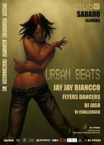 Urban Beats - 16 de Junho @ Club 8, Aveiro