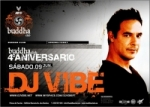 DJ Vibe - Sábado, dia 9 de Junho @ Buddha Club